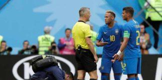 บราซิล vs คอสตาริกา